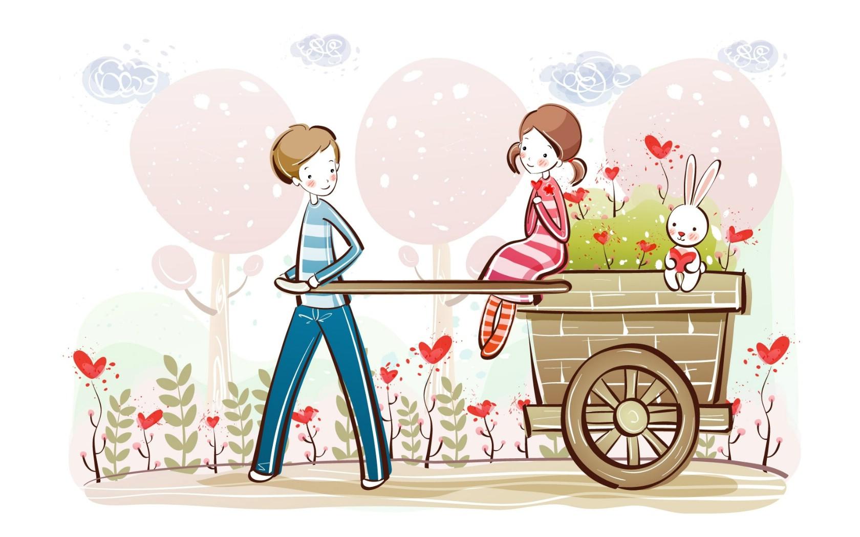 壁纸1680×1050爱情宽屏卡通壁纸下载壁纸 爱情宽屏卡通壁纸下载壁纸图片动漫壁纸动漫图片素材桌面壁纸