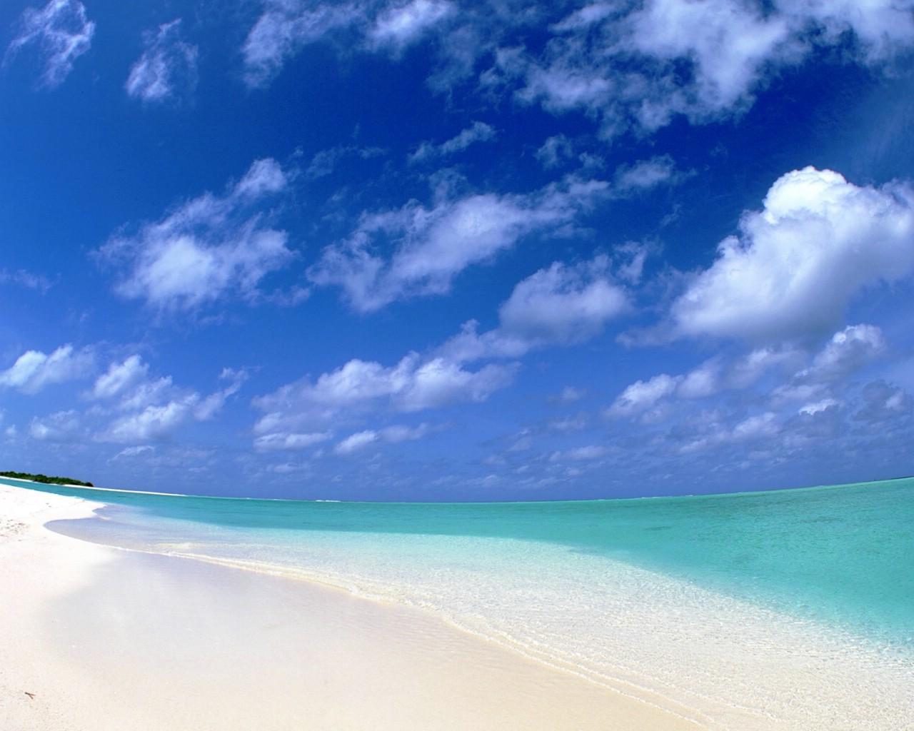 海边风景桌面壁纸