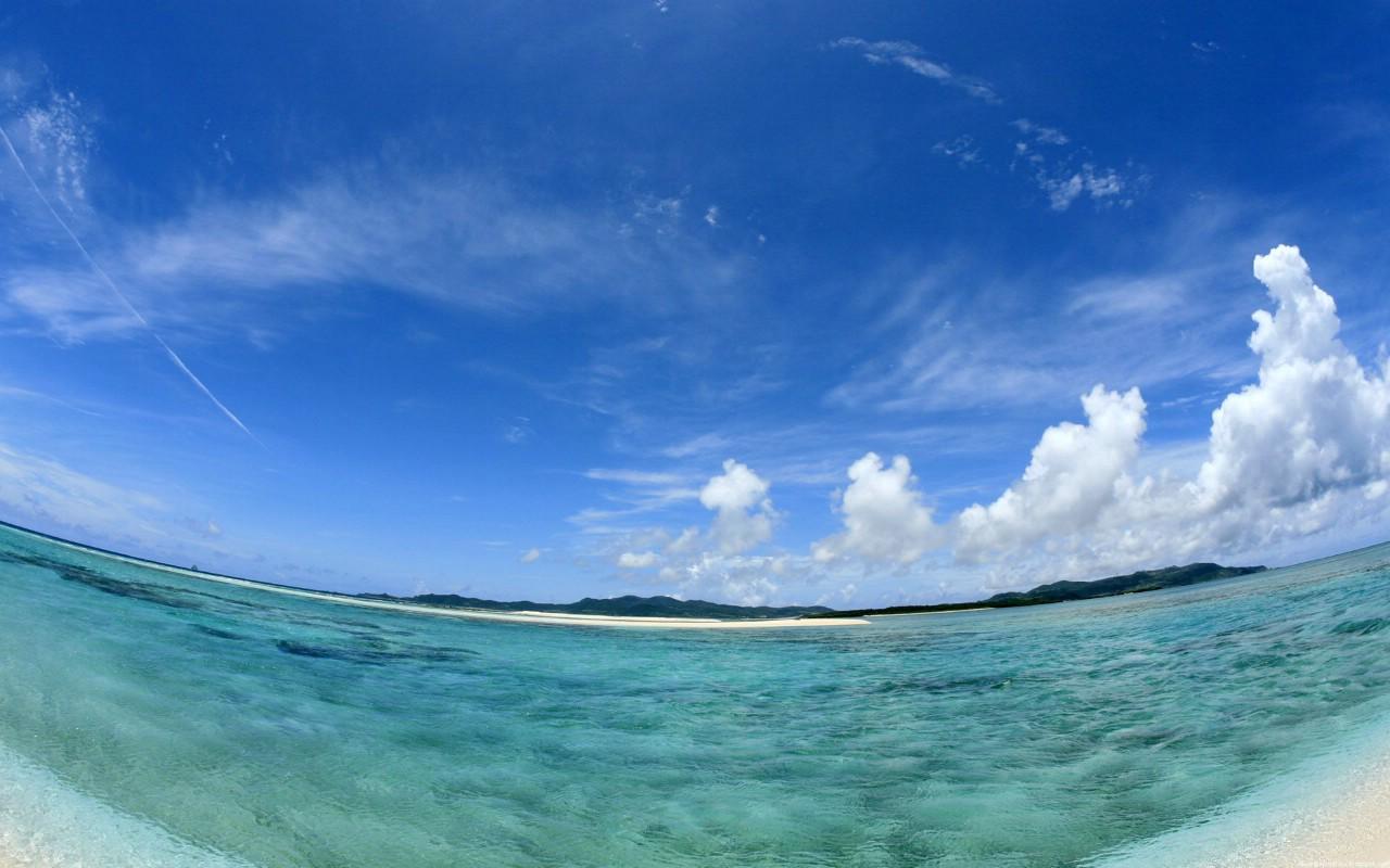 壁纸 1280 800海洋世界 动态桌面壁纸壁纸高清图片