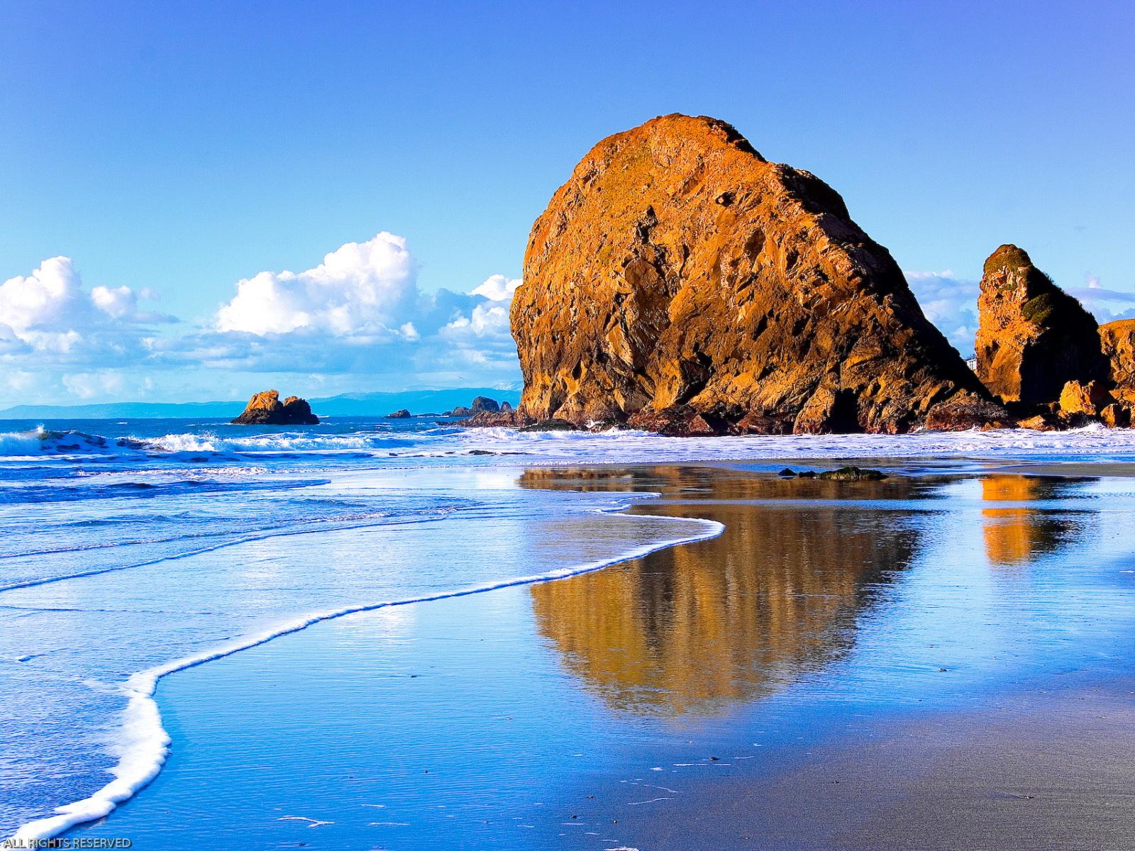 自然山水风景桌面图_山水自然风景壁纸二1280X1024图片2105