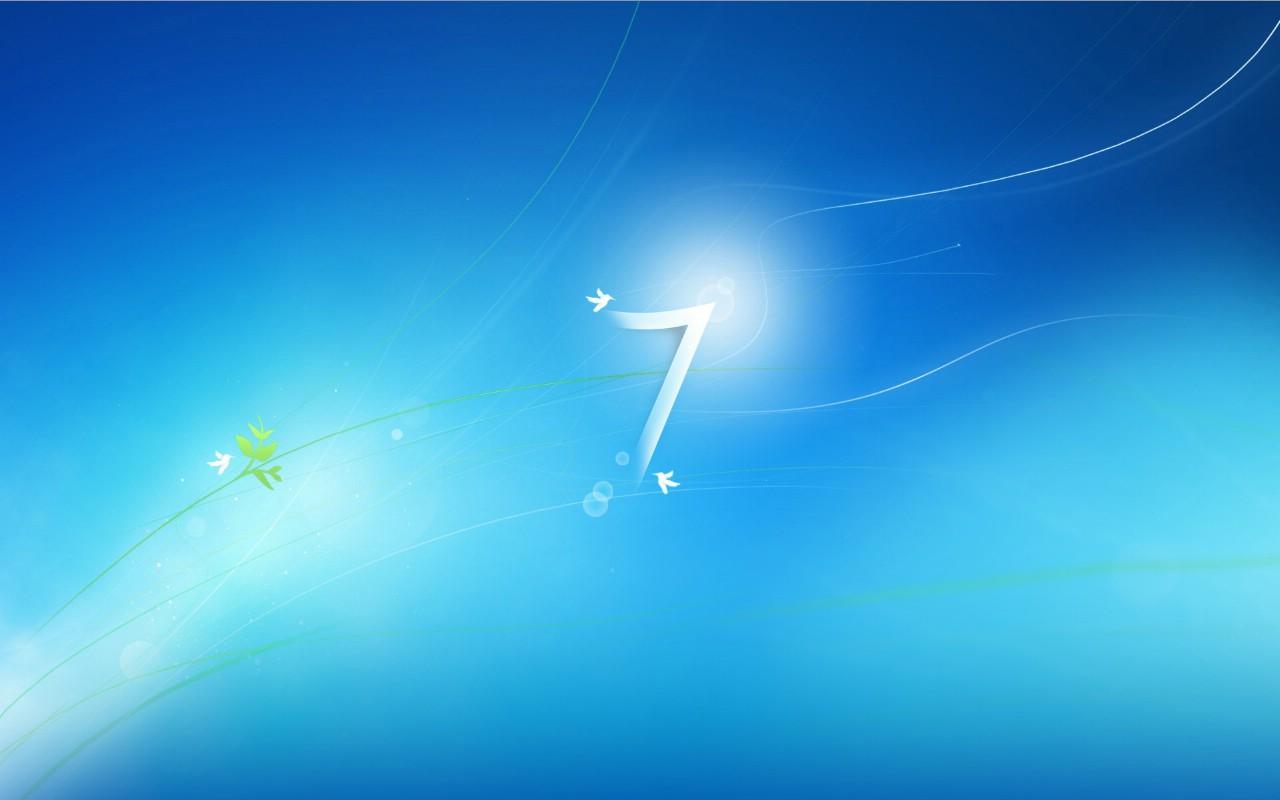 win7系统自带桌面背景_图片素材