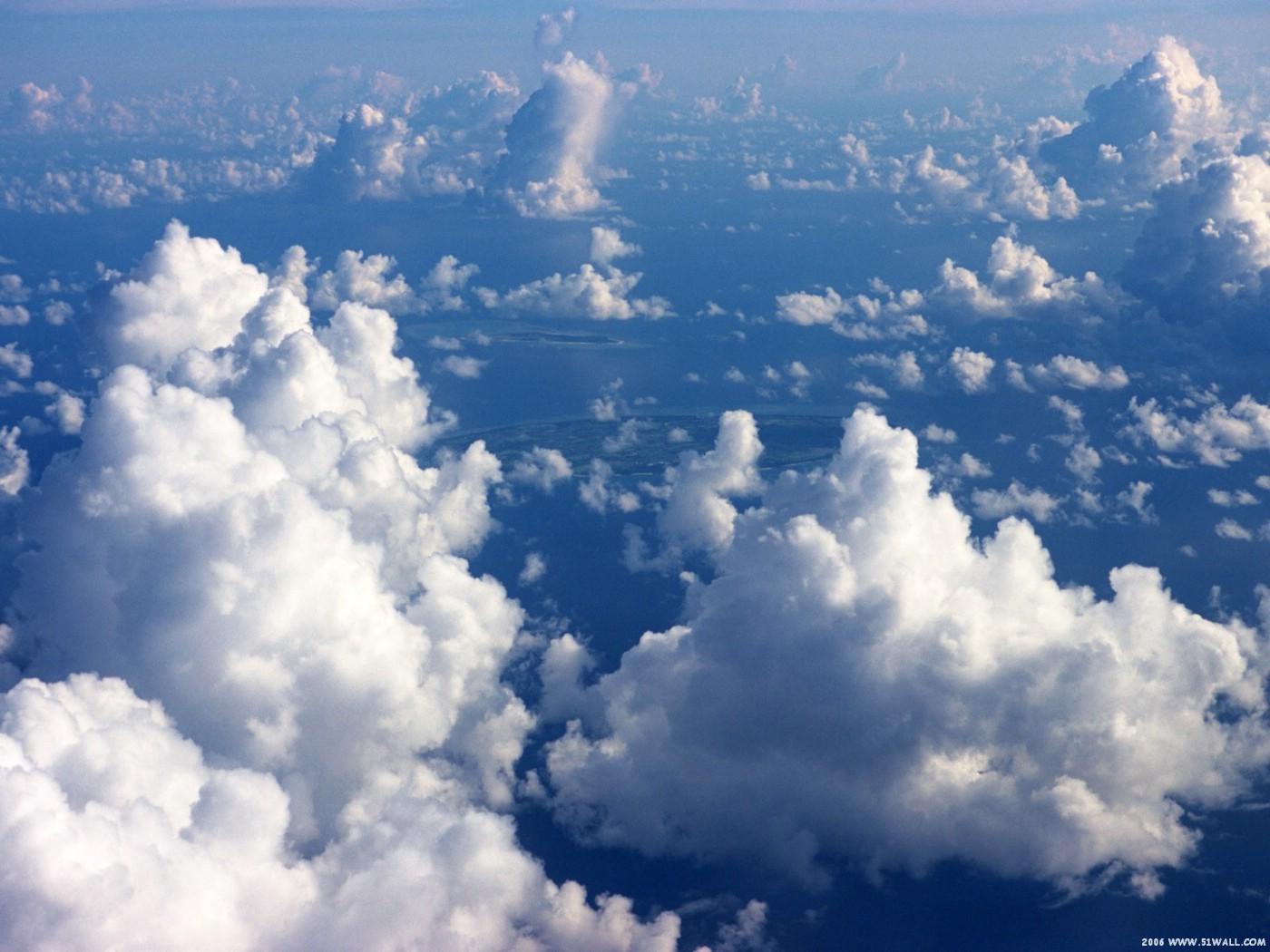壁纸1400×1050蓝天白云 2壁纸 蓝天白云2壁纸图片人文壁纸人文图片素材桌面壁纸