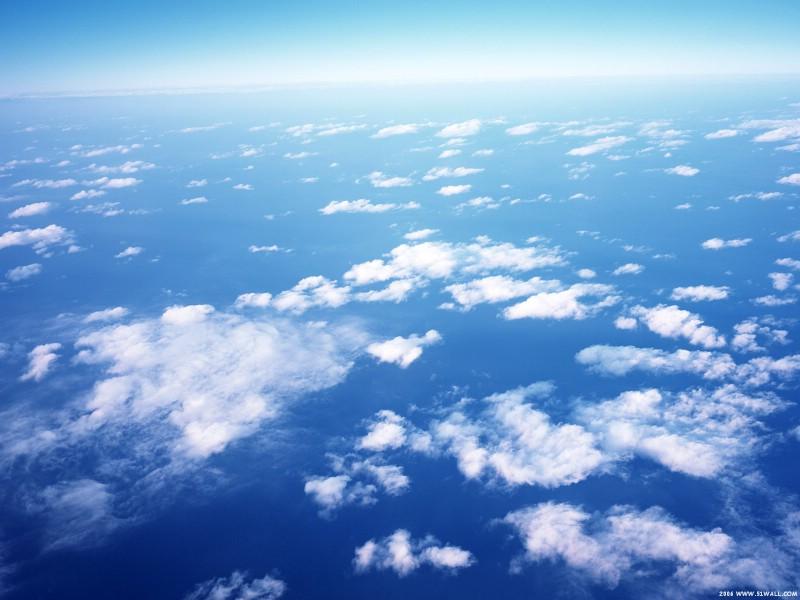 壁纸800×600蓝天白云 2壁纸 蓝天白云2壁纸图片人文壁纸人文图片素材桌面壁纸